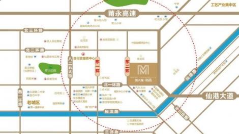 凯天城·尚品:4588元/㎡起!仙游北一环热销楼盘新品加推在即